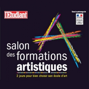 Lyc e jean monnet salon des formations artistiques salon for Salon informatique paris